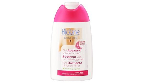 Merk Pembersih Kewanitaan Yang Aman, Biolane Pour Elle Shooting Gel Intimate Hygiene