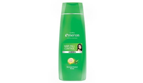 Merk Shampo untuk Rambut Rontok, Emeron Nutritive Shampoo Hair Fall Control