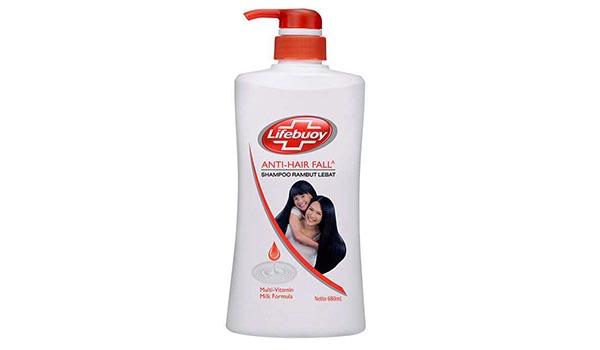 Merk Shampo untuk Rambut Rontok, Lifebuoy Shampoo Anti Hair Fall