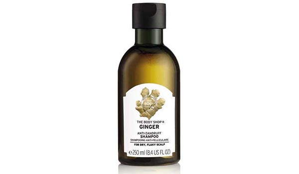 Merk Shampo untuk Rambut Rontok, The Body Shop Ginger Anti Dandruff Shampoo