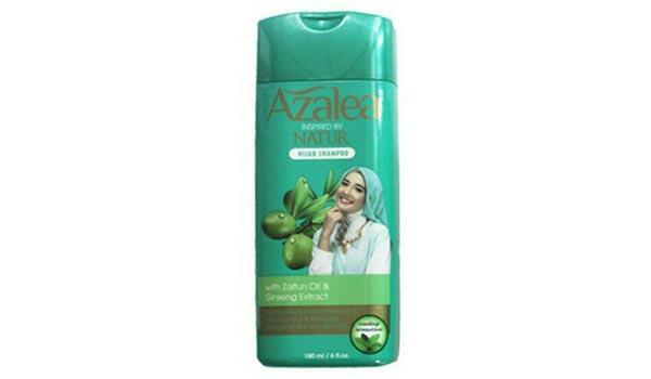 Merk Shampoo untuk Rambut Berhijab yang Bagus,Azalea Shampoo Hijab