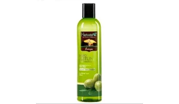 Merk Shampoo untuk Rambut Berhijab yang Bagus, Herborist Shampoo Zaitun