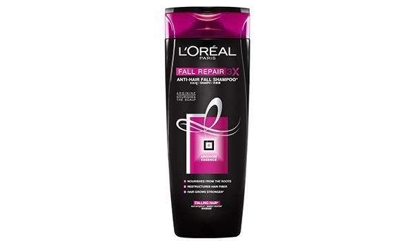 Merk Shampo untuk Rambut Rontok, L'Oreal Paris Fall Resist 3X Anti-Hair Fall Shampoo