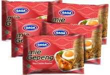 Gaga Mie Gepeng Fried Chicken Roasted