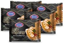 Gaga Mie Gepeng Goreng Ayam Lada Hitam