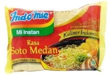 Indomie Instan Soto Medan