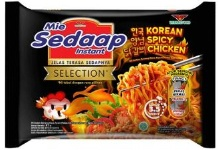 Mie Sedaap Korean Spicy Chicken