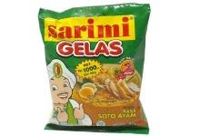 Sarimi Gelas Soto Ayam