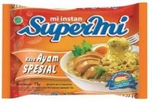 Supermi Ayam Spesial