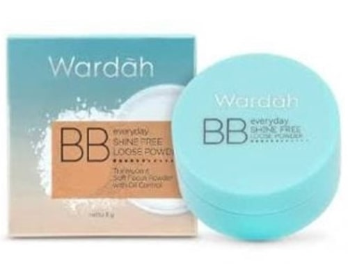 Wardah Everyday Shine Free BB Powder