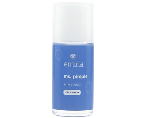 Emina Ms. Pimple Acne Solution Face Toner