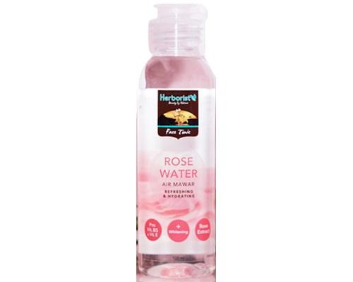 Herborist Face Tonic Rose Water, Toner Murah Yang Bagus
