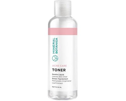 Mineral Botanica Perfect Purifying Toner, Toner Murah Yang Bagus