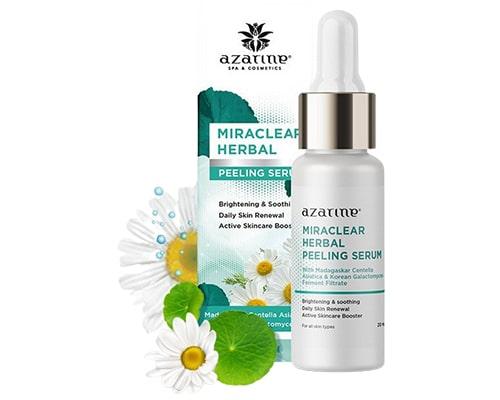 Azarine Miraclear Herbal Peeling Serum AHA BHA