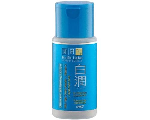 Hada Labo Shirojyun Ultimate Whitening Lotion, Pelembab Yang Mengandung Hyaluronic Acid Murah