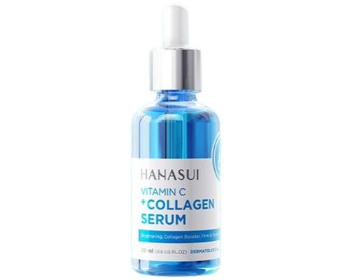 Hanasui Vitamin C + Collagen Serum