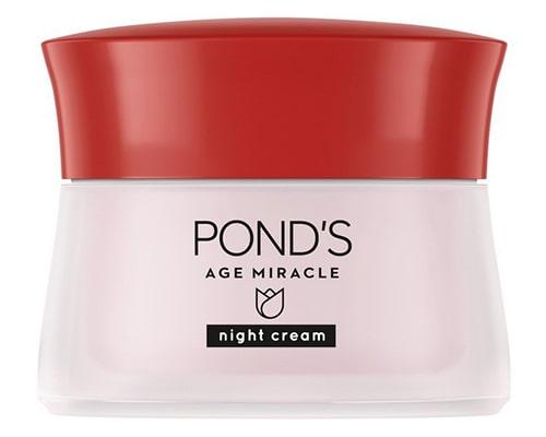 Pond's Age Miracle Youthful Glow Retinol Night Cream Moisturizer